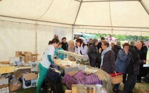 Rocamadour. Fête des fromages : malgré la pluie le public était là | The Voice of Cheese | Scoop.it