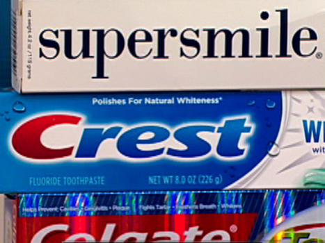 Choosing the right toothpaste | DentalNews | Scoop.it