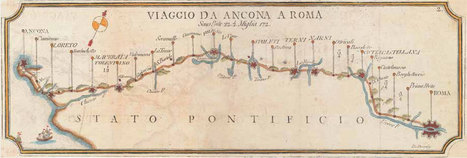 The Roads of the Faith in Le Marche: The Via Lauretana | Neolithic period, Ancient Rome | Scoop.it