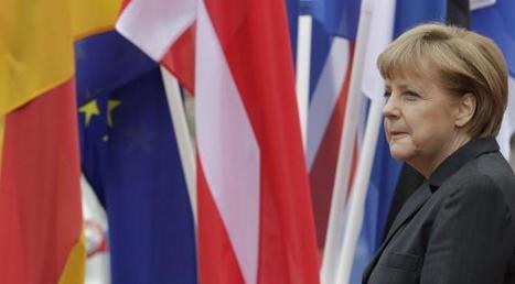 L'Allemagne, seule locomotive de la zone euro | Allemagne | Scoop.it