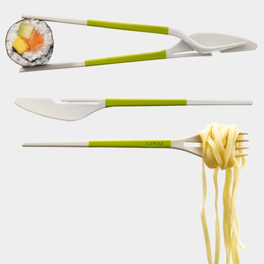 Fork Knife Chopsticks | Seve Zubiri | Scoop.it