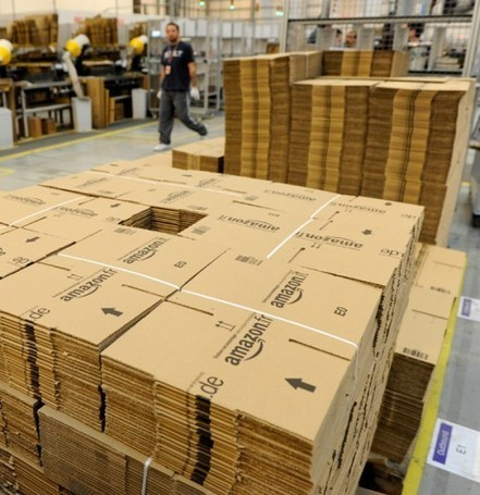 Amazon Prime offers Two-Day Delivery service within EU | Place de marché Mag #MarketPlace | Scoop.it