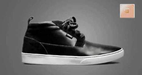 RFID Shoes - a Brilliant Brand Design Experiment | Digital Marketing Power | Scoop.it