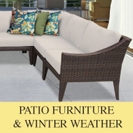 Tips for Preparing Your Outdoor Furniture to Survive the Winter - Design Furnishings   Outdoor Furnishings   Scoop.it