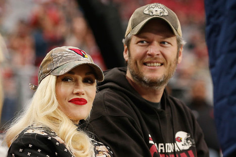 Blake Shelton Gushes Over Gwen Stefani | Country Music Today | Scoop.it