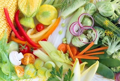 [WebMD] Vegetarian Diet Slideshow: Food Choices for Beginning a Vegetarian Diet | Vegetarian style | Scoop.it