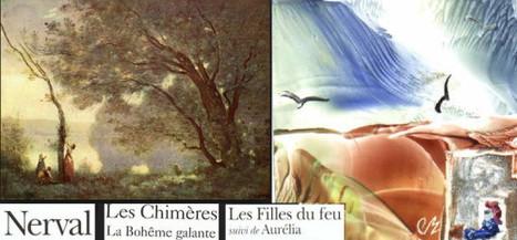 Littérature Audiovisuelle FLE: Gérard de Nerval | Espace Pédagogique FLE | Scoop.it