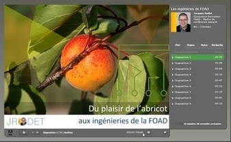 Du plaisir de l'abricot aux ingénieries de la FOAD - Jacques Rodet | Site professionnel de Jacques Rodet | Scoop.it