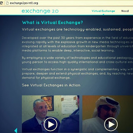 Announcing the Launch of our New Website for Virtual Exchange! - The Soliya Network Blog   Connect All Schools   Scoop.it