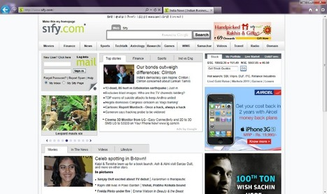 Sify.com hacked with SQL Injection Vulnerability ~ THN : The Hacker News   Hack   Scoop.it