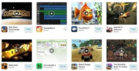 Why App Store video previews can be bad for mobile marketing | MobileWeb | Scoop.it