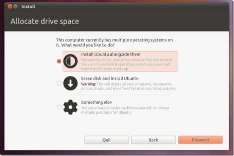 How To Dual Boot Ubuntu 11.04 With Windows 7 | Time to Learn | Scoop.it