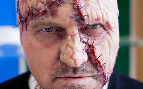 15 Unbelievable Halloween Makeup Tutorials on YouTube | Special Effects Makeup | Scoop.it