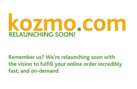 Kozmo.com Is Making a Comeback, and It Just Might Work | New Media & Society | Scoop.it