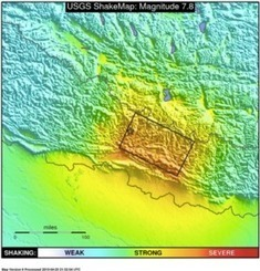 Major Earthquake Hits Nepal | Sustain Our Earth | Scoop.it