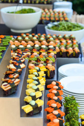 Action Stations - Blue Ribbon of the South Catering | Catering | Scoop.it