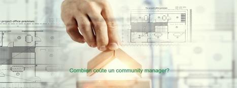 Combien coûte un community manager? MAJ Oct. 2016 - Jacques Tang | ma petite entreprise | Scoop.it