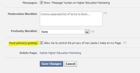 5 daily habits to increase your students' engagement on Facebook | Innovative ICT | Scoop.it