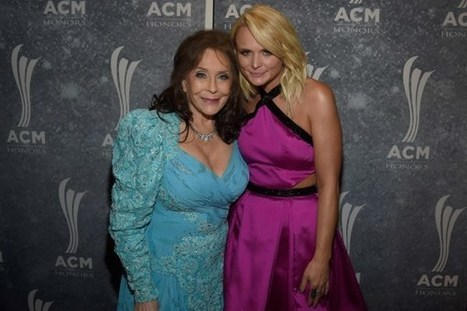 Miranda Lambert Pays Tribute to Loretta Lynn in Documentary | Country Music Today | Scoop.it