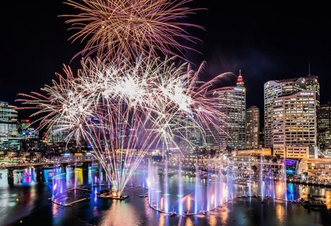 VIVID Sydney injects one hundred and ten million into NSW economy | The Insight Files | Scoop.it