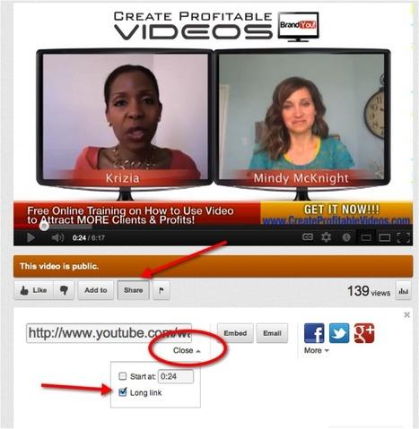 How to Add Your YouTube Videos to Pinterest : @ProBlogger   Réseaux Sociaux : tendances et pratiques   Scoop.it