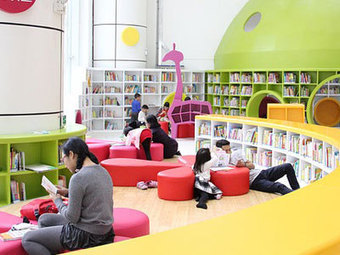 From Library and Learning Space to Learning Commons | Libraries and eLearning | Scoop.it