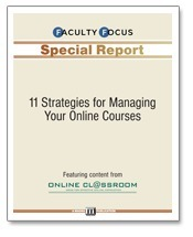Managing High-Enrollment Online Courses | Faculty Focus | :: The 4th Era :: | Scoop.it
