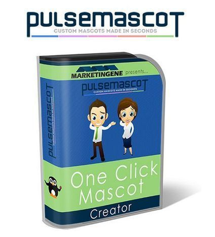 Pulse Mascot Review – Best Software to Create Your Own Business Mascott with just few click of your mouse   SEO Article   Scoop.it