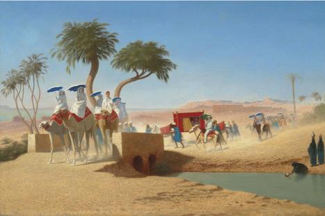 L'impératrice, le khédive, le mamour et les pyramides | Égypt-actus | Scoop.it