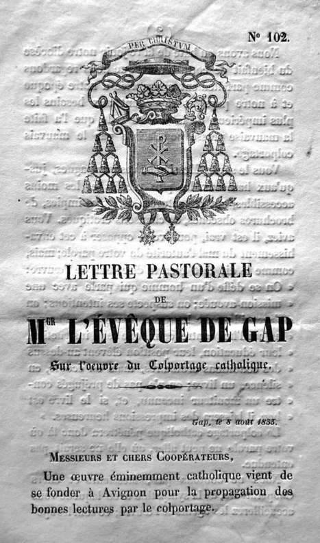 Colportage catholique | GenealoNet | Scoop.it