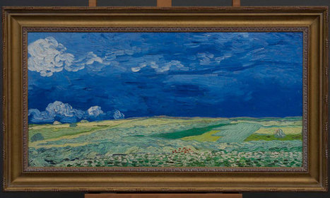 Van Gogh in 3D? A replica could be yours for £22,000 | Libraries & Museums | Scoop.it
