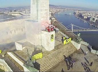 Greenpeace joins protest against nuclear plant expansion in ... | Greenpeace | Scoop.it
