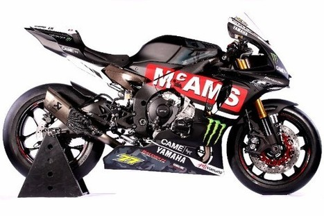 McAMS Yamaha launch MCE BSB title attack with Ellison and Laverty | Motorcycle Racing | Scoop.it
