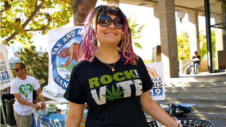 Study: CA decriminalization caused youth pot arrests to plunge 61 percent in one year | The Raw Story | Green Lifestylez | Scoop.it