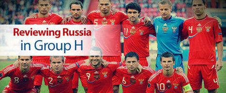 Bet The World Cup - Review of Russia in Group H! | Bet the World Cup | News Bet The World Cup | Scoop.it