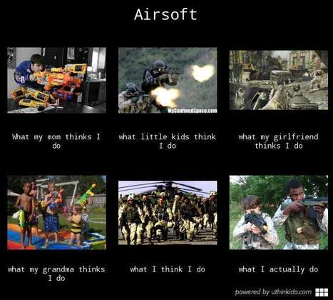 Airsoft | What I really do | Scoop.it