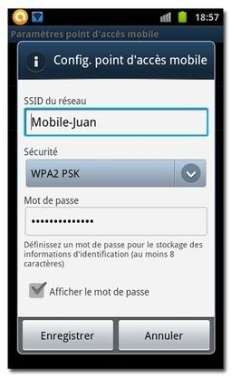 Utilisez votre mobile Android comme borne Wifi sans aucune application | Méli-mélo de Melodie68 | Scoop.it