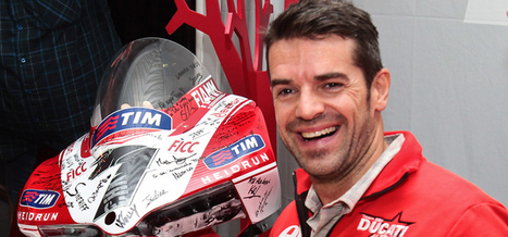 Carlos Checa announces his retirement from motorcycle racing - SBK | All on 2 wheels | Scoop.it