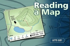 Here Is A great Interactive Tool to Teach Students How to Read A Map | Edtech PK-12 | Scoop.it