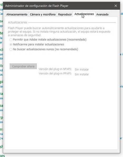 Como evitar virus con Adobe Flash | Educacion, ecologia y TIC | Scoop.it