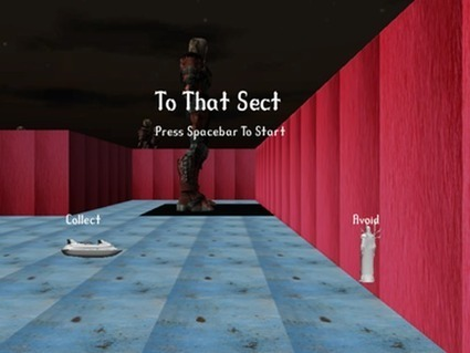 'To That Sect' Game Created Entirely by Artificial Intelligence   Artificial Intelligence & Videogames   Scoop.it