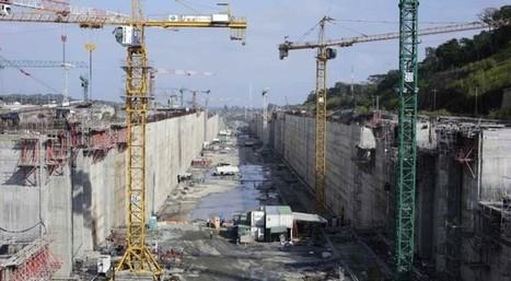 El Canal de Panamá se juega entre tres y cinco años de retraso por el conflicto   Transporte marítimo.   Scoop.it