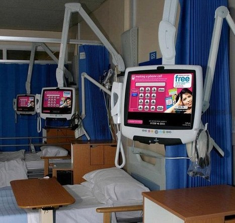 Private company doubles cost of NHS hospital TV service | CLOVER ENTERPRISES ''THE ENTERTAINMENT OF CHOICE'' | Scoop.it