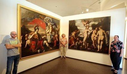 Le musée expose les oeuvres des legs Sisco et Fesch | Littérature, Philosophie, Art, Architecture,... | Scoop.it