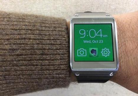 Samsung vs. Google: Dueling smartwatches and a possible Android fork | Device | Scoop.it