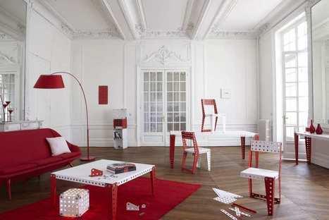 Pour se relancer, Meccano fait aussi le pari des meubles en kit - Les Échos   MAISON : OBJET DESIGN+ART CONTEMPORAIN   Scoop.it