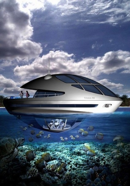 Underwater Luxury Amphibious Floating Resort By Giancarlo Zema Design Group | Machinimania | Scoop.it