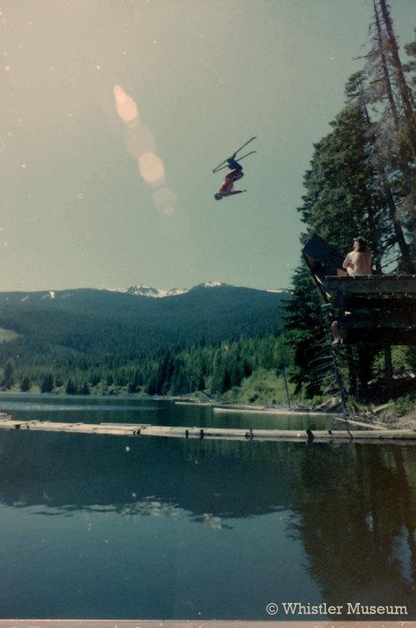 Lost Lake Ski Jump   Whistler, BC, Canada   Scoop.it