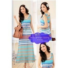 Belanja Online Dress blue shiren - PusatBusanaKu.Com | UKM Online Indonesia | Scoop.it