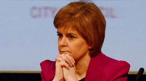 Trade union reforms 'unacceptable' in Scotland, warns Sturgeon | My Scotland | Scoop.it